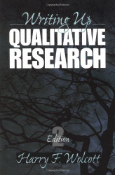 Writing Up Qualitative Research