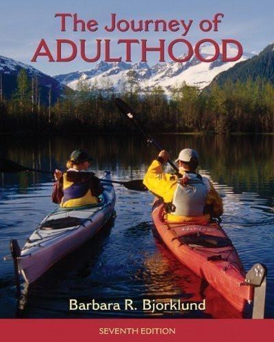 Journey Of Adulthood
