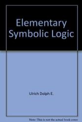 Elementary Symbolic Logic