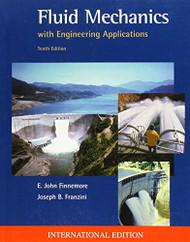 Fluid Mechanics With Engineering Applications - E John Finnemore
