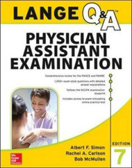 Lange Q & A Physician Assistant Examination