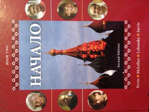 Nachalo Book Two