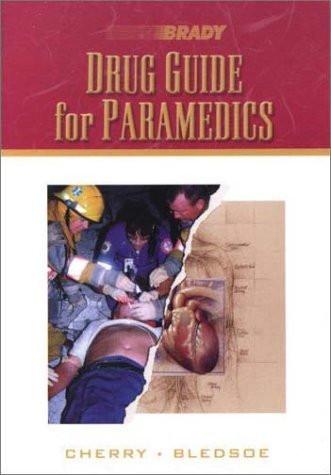 Drug Guide For Paramedics