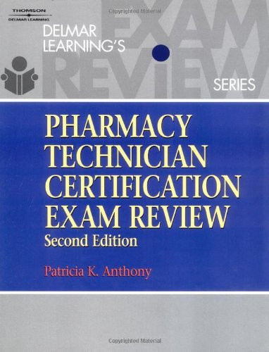 Pharmacy Technician Certification Exam Review