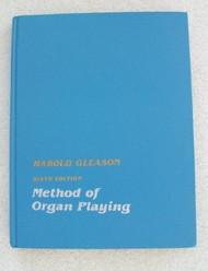 Method Of Organ Playing