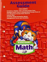 Harcourt Math Grade 2