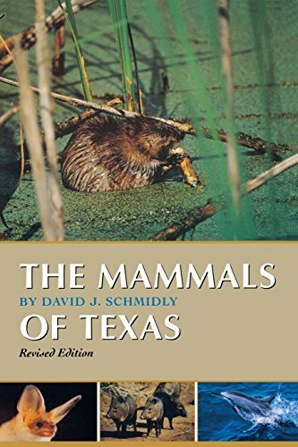 Mammals of Texas