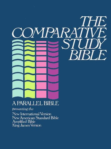 Comparative Study Bible Revised
