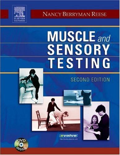 Muscle And Sensory Testing