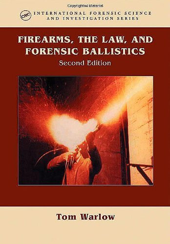 Firearms The Law And Forensic Ballistics