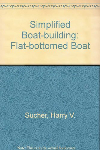 Simplified Boatbuilding