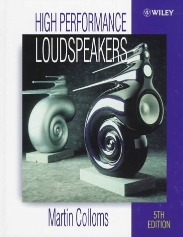 High Performance Loudspeakers