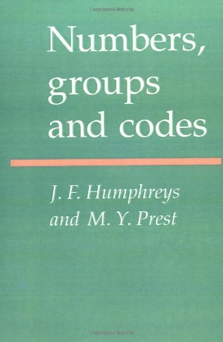 Numbers Groups And Codes