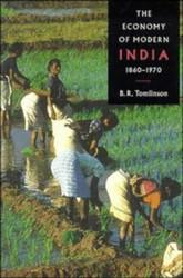 Economy Of Modern India 1860-1970