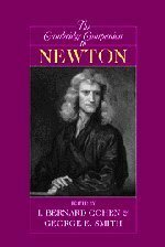 Cambridge Companion to Newton by Rob Iliffe