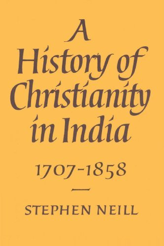 History Of Christianity In India