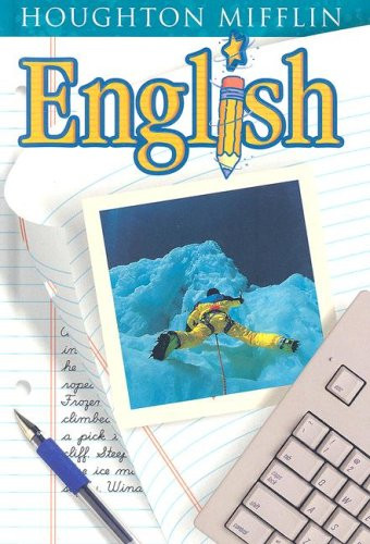Houghton Mifflin English Level 8