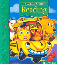 Houghton Mifflin Reading Grade 1