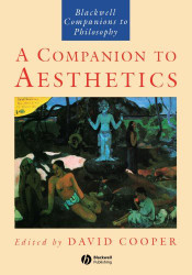 Companion To Aesthetics