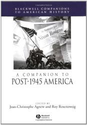 Companion To Post-1945 America