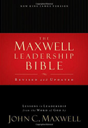 Nkjv The Maxwell Leadership Bible