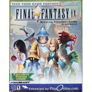 Final Fantasy Ix Official Strategy Guide