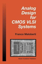 Analog Design For Cmos Vlsi Systems