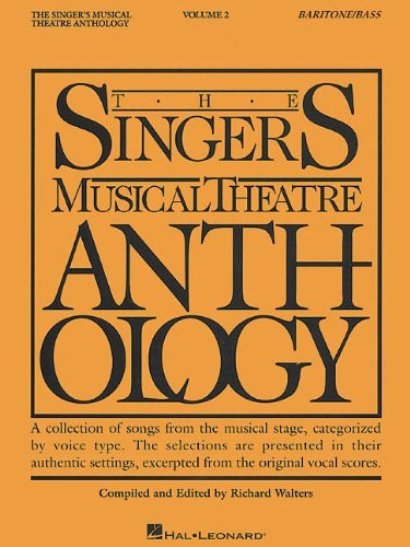 Singer's Musical Theatre Anthology Volume 2