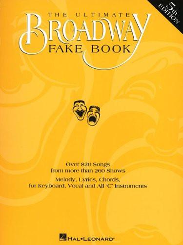 Ultimate Broadway Fake Book