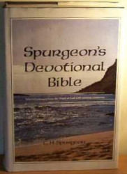Spurgeon's Devotional Bible by Spurgeon