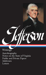 Thomas Jefferson Writings Autobiography / Notes On The State Of Virginia /