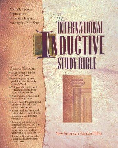 International Inductive Study Bible
