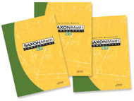 Saxon Math 6/5: Homeschool Kit, 3rd Edition (Student Textbook, Tests and Worksheets, Solutions Manual)