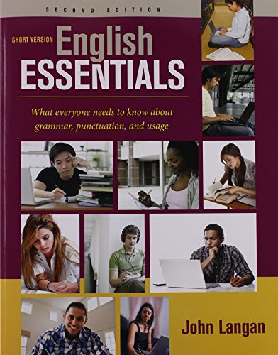 English Essentials Short Version -with Student Access Kit