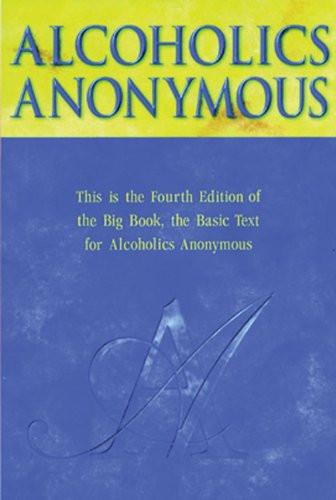 Alcoholics Anonymous Big Book Trade Edition