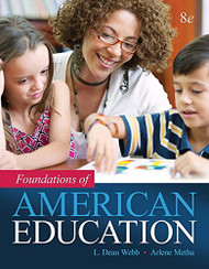 Foundations Of American Education