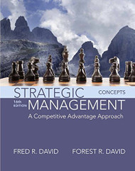 Strategic Management Concepts