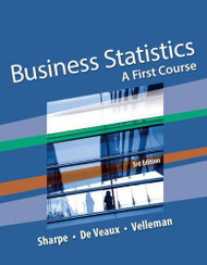 Business Statistics A First Course