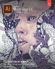 Adobe Illustrator CC Classroom in a Book