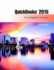 Quickbooks A Complete Course