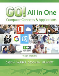 Go! All In One - Computer Concepts and Applications