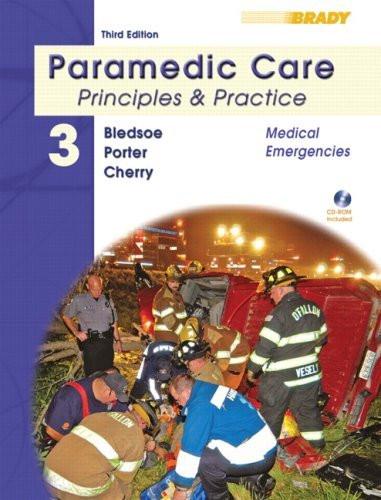 Paramedic Care Volume 3