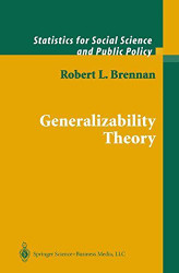 Generalizability Theory