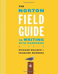 Norton Field Guide To Writing With Handbook