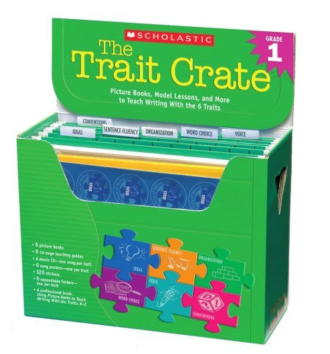 Trait Crate Plus Grade 1 Where Literature Lives in the Writing Classroom