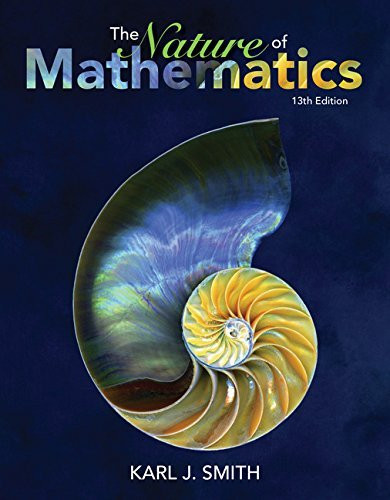 Nature of Mathematics