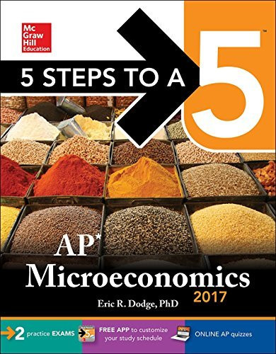 5 Steps To A 5 Ap Microeconomics