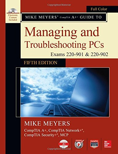 CompTIA A+ Guide to Managing & Troubleshooting PCs