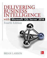 Delivering Business Intelligence With Microsoft Sql Server