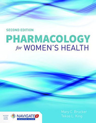 Pharmacology For Women's Health